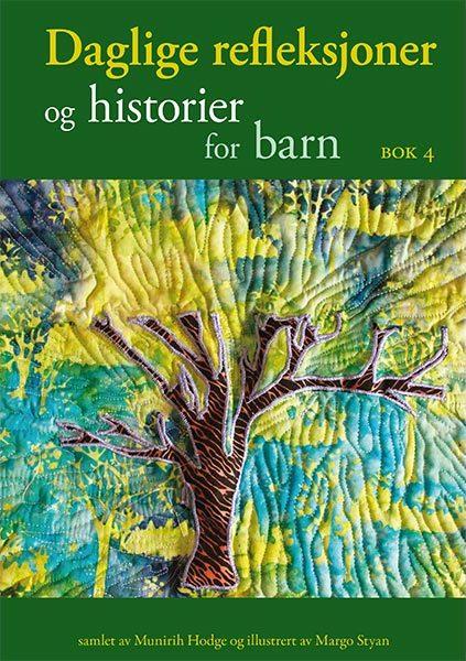 Daglige refleksjoner og historier for barn- bok 4