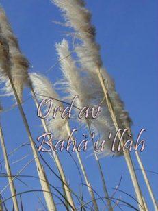 Ord av Baha'u'llah