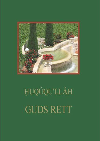 Huqúqu'llah - Guds Rett