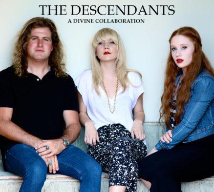 The descendants A divine collaboration CD